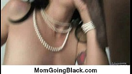 My hot mom getting a huge black dick 2