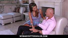 MyBabySittersClub - Hot Babysitter Seduces...