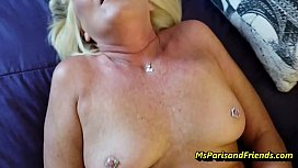 Ms Paris Has 30 Hardcore Orgasms