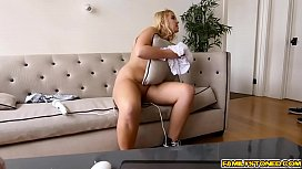 Melissa May getting screw...