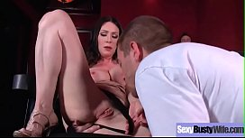 (RayVeness) Superb Wife With Big Juggs Love Hard Style Intercorse Clip-19