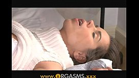 Orgasms - He cums inside...
