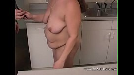 Discipline For Bad BBW Housewife