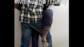 Office Sex - Horny Indian...
