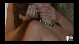 Dominant blonde MILF directs...