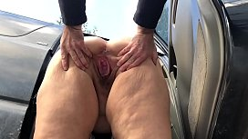 Bbw Fantasia does a booty tease and gets fucked by her Uncle