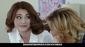 DaughterSwap - Two Hot Daugthers...
