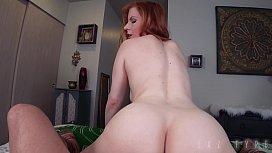 MOM stuffs her Creamy...