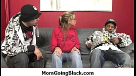 Hot MILF fucked by black monster 24