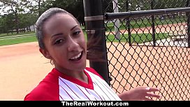 TheRealWorkout - Busty Latina Loves...