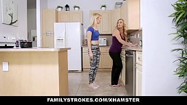 Hot Sister And Mom...