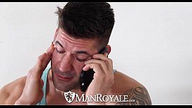 HD ManRoyale - Dick massage...