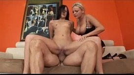 Stephanie Sage & Bree Olson threesome