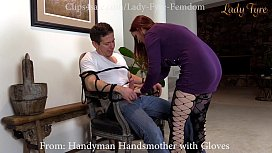 French Maid Executrix Sampler...