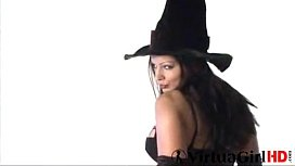 Halloween with Aria Giovanni...
