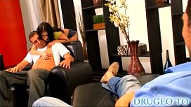 Rebeca Linares - Threesome with...