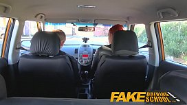 Fake Driving School Examiner...