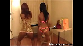 Girls Night Out : Nilou...