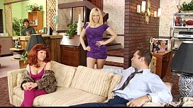 Married With c. MILF Redhead