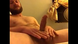 Gorgeous Cock gets stroked by dirty guy