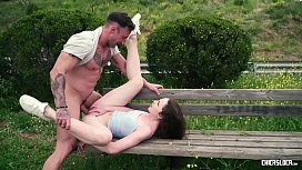Crazy sex outdoors compilation...