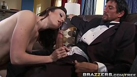 Brazzers - Teens Like It Big -  Butler, Take me to Bonerville scene starring Jennifer White and Tomm