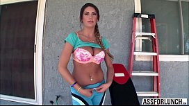 Gorgeous whore August Ames...