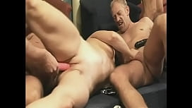 Four slutty mature women get pounded by horny dudes