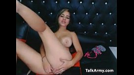Naked Latina With Great...