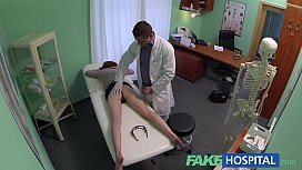 FakeHospital Passionate redheads tight...