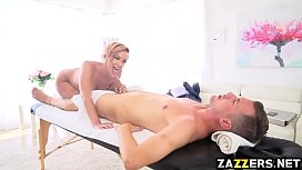 Jada Stevens stretched pussy...