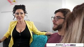 Jessica Jaymes and Aaliyah...