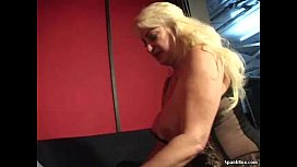 Big titted mature loves...