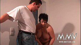 MMVFilms chubby mature wife...