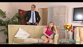 Stepdaughter gets fucked 0345