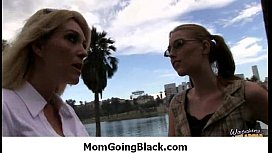 Mom Going Black 1