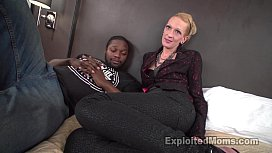 Skinny Mom Gets Pounded...