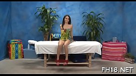Cute legal age teenager girl sucks dick and gets screwed doggy