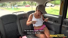 Fake Taxi Anal stretching...