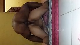 Indonesian woman big ass in doggystyle by husband friend