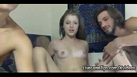 Amateur Hot Chick Takes...