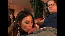 Hubby Watches Wifey Fuck...