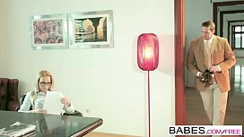 Babes - Office Obsession - Kathia...