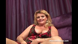 Busty Mom Wanting More...
