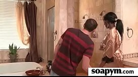 Sisters Friend Gives Him a Soapy Massage 27