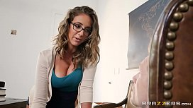 Brazzers - Naughty assistant Layla...