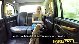 Fake Taxi Golden shower...