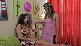 Karlee Grey and her older Sorosity Sister