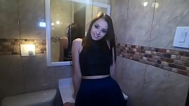 HOT CHEATING GIRLFRIEND gets Caught fucking at a friends Party - Lexi Aaane