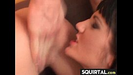 Teen Latina Squirts while getting fucked 20